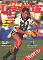 Rugby League 1991-92 by David Middleton