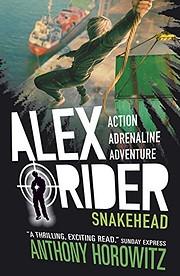 ALEX RIDER MISSION 7: SNAKEHEAD [Paperback]…