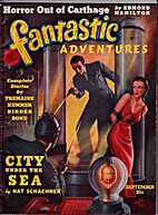 Fantastic Adventures Sept '39 The Horror Out…