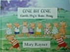One by One: Garth Pig's Rain Song by Mary…