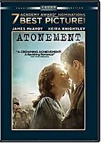 Atonement [2008 film] by Joe Wright