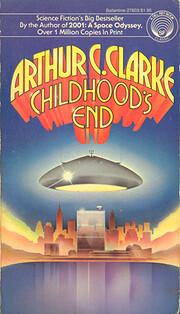 Childhood's End door Arthur C. Clarke