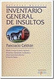 Inventario General De Insultos/ General…