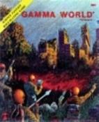 Gamma World (1st Edition) by James Ward