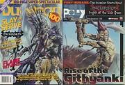 Dungeon Magazine Issue 100 / Polyhedron…