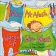 Mrs. McNosh Hangs Up Her Wash por Sarah…