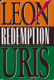 Redemption av Leon Uris