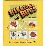 Billions of bugs – tekijä: Clare Mishica