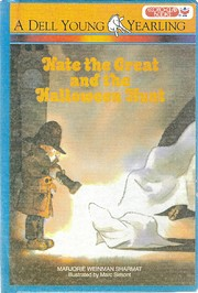 Nate the Great and the Halloween Hunt (Nate…