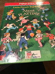 Little people big book about playtime de…