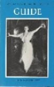 Guide to the collection von Isabella Stewart…