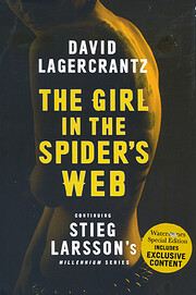 The Girl in the Spider's Web (Millennium…