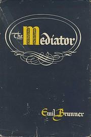 The Mediator de Emil Brunner