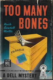 Too Many Bones – tekijä: Ruth Sawtell…