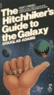 Hitchhikers's Guide to the Galaxy av Douglas…