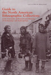 Guide to the North American Ethnographic…