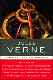 Jules Verne; Seven Novels Complete and…
