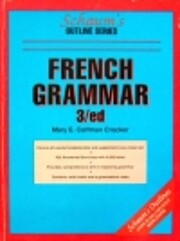 Schaum's Outline of French Grammar…