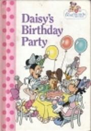 Daisy's birthday party (Minnie 'n me, the…
