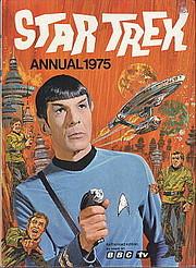 STAR TREK ANNUAL 1975 por No Author