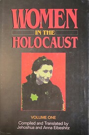 Women in the Holocaust (2 Volumes) –…