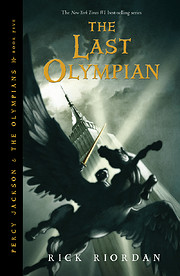Percy Jackson and the Last Olympian (Book 5)…