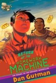 Return of the Homework Machine av Dan Gutman