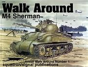M4 Sherman - Armor Walk Around No. 1 de Jim…