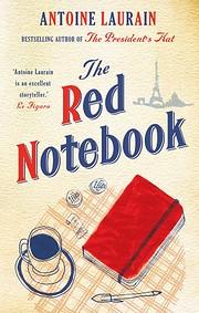 The Red Notebook de Antoine Laurain
