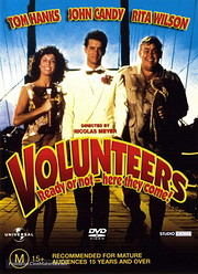 Volunteers [VHS] [1985] av Tom Hanks