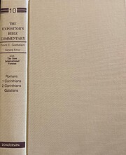 The Expositor's Bible Commentary (Volume 10)…