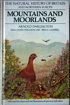 Mountains and Moorlands by Arnold Darlington