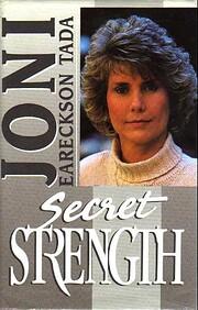Secret Strength por Joni Eareckson