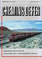 Chemins de fer n°427 by Bernard Porcher