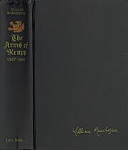 The Arms Of Krupp, 1587-1968 af William…