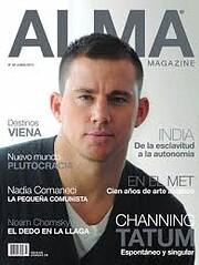 Alma Magazine - Junio, 2015 - Channing Tatum