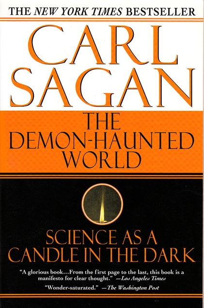 An analysis of the book a demon haunted world science as a candle in the dark