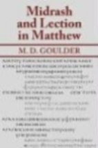 Midrash and Lection in Matthew by M D…