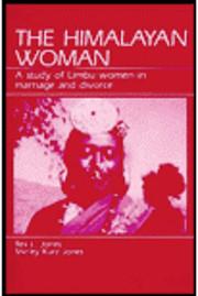 The Himalayan woman : a study of Limbu women…
