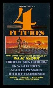 Four futures; four original novellas of…