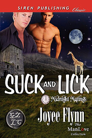 Suck and Lick (Midnight Matings, #18) by…