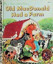 Old MacDonald Had a Farm (Little Golden…