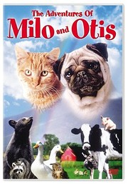 The Adventures of Milo and Otis – tekijä:…