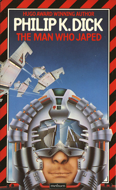 The Man Who Japed  cover