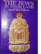 The Jews in their land by David Ben-Gurion