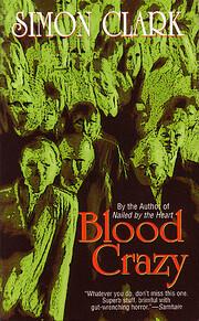 Blood Crazy de Simon Clark