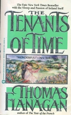 The Tenants of Time by Thomas Flanagan