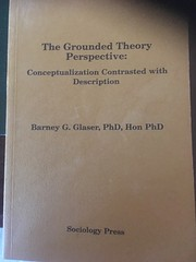 The Grounded Theory Perspective:…