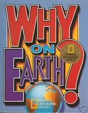 Why on Earth? (Books for World Explorers) av…