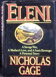 Eleni (A Savage War, A Mother's Love, And A…